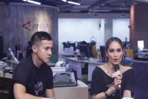 Cinta Laura Adu Peran dengan Herjunot Ali di 'Jeritan Malam'