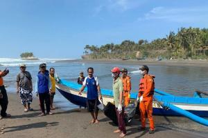 Nelayan Ence yang Hilang Telah Ditemukan