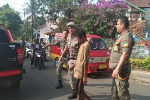 Petugas Gabungan Amankan Puluhan ODGJ di Cianjur