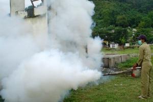 Pemkab Cianjur Galakkan Pemberantasan Sarang Nyamuk