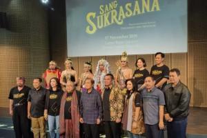 Catat Harinya! Pentas Wayang 'Sang Sukrasna' di TIM Jakarta