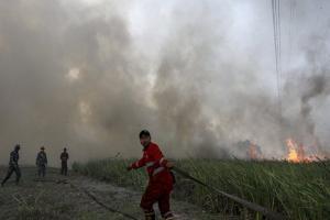 Indonesia Alami Kemarau Terpanas  Dalam 140 Tahun