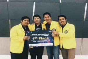Parkir Motor di Depok Pakai 'Timo' Buatan Mahasiswa UI