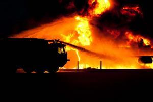 Pasar Pelita Terbakar, Polisi: Takada Unsur Kesengajaan