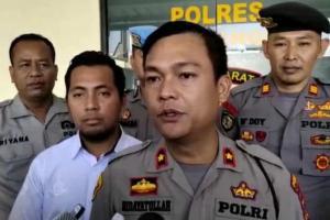 Polisi Ungkap Kronologis Penembakan Kontraktor di Majalengka