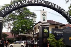 Polres Metropolitan Bekasi Kota Perketat Penjagaan