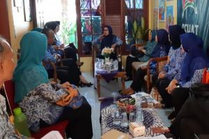 Tim DPMPPA Bogor Gelar Monev di Dua Kecamatan