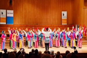 Paduan Suara D'Voice Sekolah Vokasi IPB Raih Juara di Polandia