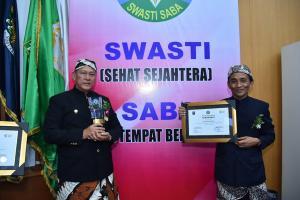 Raih Swasti Saba 2019, Bupati Kuningan Nyatakan Wajib Tingkatkan Kinerja