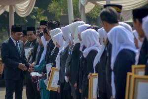 Hari Guru Nasional, Pemprov Jabar Pertimbangkan Arahan Mendikbud