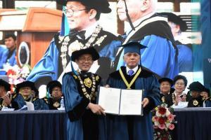 ITB Berikan Gelar 'Honoris Causa' untuk Hatta Rajasa