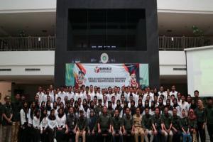 Bawaslu Bekasi Gelar SKPP untuk Milenial