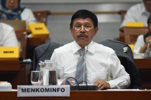 Menkominfo Usul Klausul Kedaulatan Data di RUU PDP
