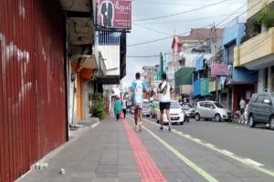 Jalan Suryakencana Kota Bogor akan jadi Kawasan Kuliner