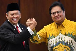 Loyalis Bamsoet Ungkap Ada Menteri Intervensi Internal Golkar