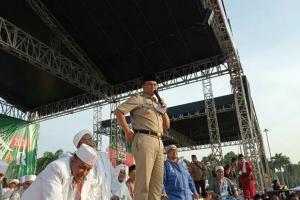 Gubernur DKI: Reuni 212 Cerminan Persatuan Indonesia