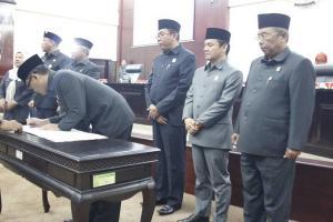 DPRD Kota Bekasi Beri Catatan kepada Eksekutif