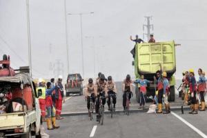 Jalan Tol Layang Jakarta-Cikampek Segera Dibuka