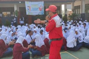 PMI Gelar Edukasi Kesehatan di Kota Depok