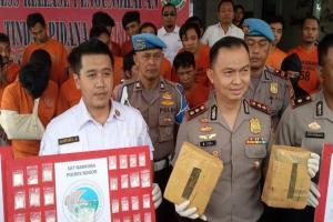 Polres Bogor akan Sisir Tempat Hiburan di Malam Tahun Baru
