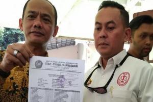 Diberitakan Berijazah Palsu, Wakil Ketua DPRD Kota Bogor Melapor ke Dewan Pers