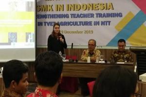 Polbangtan Bogor dan MSM Belanda akan Gelar 'Workshop' di NTT