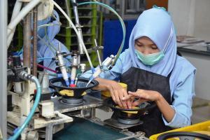 Kemenperin Dorong Industri Elektronik Indonesia