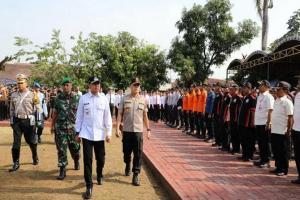 Operasi Lilin Lodaya 2019, Polresta Bogor Kota Siagakan 1400 Personel