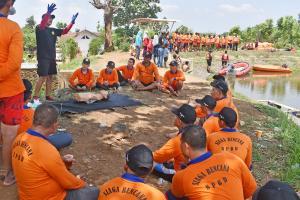 BPBD Cianjur Siagakan Relawan di Setiap Desa