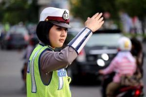 Kata Polisi soal Kemacetan di Tol Layang Jakarta-Cikampek