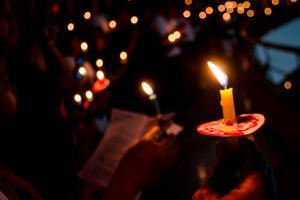 Jemaat Misa Natal 2019 di Gereja Katedral Santo Petrus Bandung Meningkat
