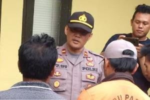 Polisi Bangun Posko Cegah Pungli di Kawasan Wisata Cipanas Garut