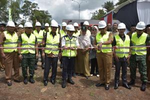 Pembangunan Jalan Lingkar Timur Kuningan Dimulai pada Akhir 2019