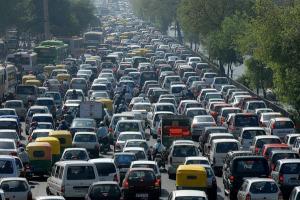 DIshub Bekasi akan Antisipasi Kemacetan di 4 Titik