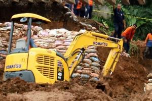 Dua Kecamatan di Sukabumi Dilanda Longsor