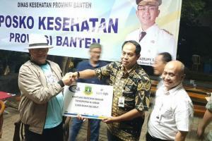 BJB Salurkan Bantuan untuk Korban Banjir
