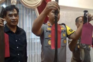 Polres Sukabumi Buru Begal yang Tusuk Pengemudi Ojol