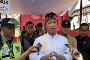 Bupati Bandung Prihatin dengan OTT Kabid SMP Disdik