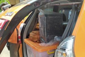 Tim Inafis Bawa Sejumlah Barang dari Rumah Almarhum Lina