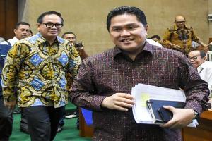 Menteri BUMN Akan Berkonsolidasi Terkait Asabri