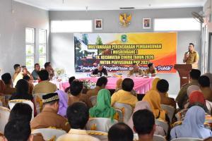 Prihatin Predikat Kuningan Termiskin Kedua, Wabup Ridho Imbau Dana Desa untuk Pemberdayaan