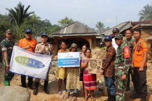 Bank BJB Salurkan Donasi Rp1,4 miliar untuk Jabar dan Banten
