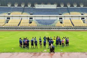 Pemain Persib Akan Jalani Pelatihan di Lembang