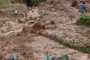 BPBD Sumedang Siapkan Santunan untuk Korban Tanah Longsor