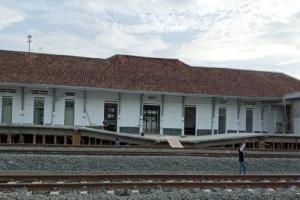 Stasiun Kereta Garut Akan Jadi Termegah di Indonesia