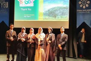 Pariwisata Bogor Dipromosikan di IYS Turki