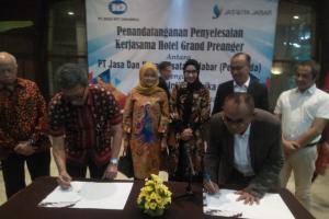 PT Jaswita Putuskan Kelola Prama Grand Preanger Hotel Bandung