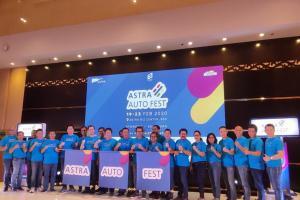 Astra Auto Fest 2020 Bakal Hadir di Bandung