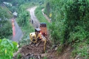 Wilayah Bandung Barat Kembali Diterpa Banjir dan Longsor