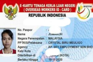 TKW Asal Cirebon Dibuang oleh Majikannya